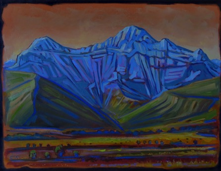Blue Mountains III. sold