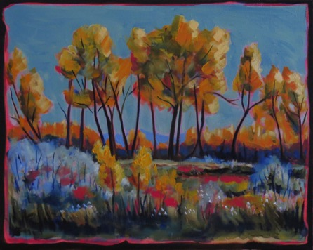 Highwood Autumn 16 x 20 $750