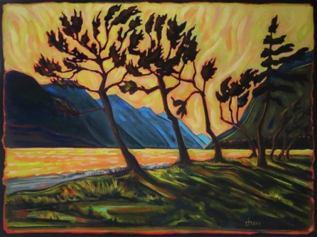 Waterton Mood Morning sold